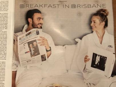 Un polémico anuncio sexista de un hotel en Australia