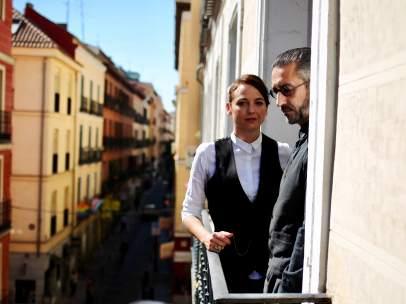 El grupo Marlango, formado por Leonor Watling y Alejandro Pelayo, presenta su nuevo disco: 'Techniclor'.