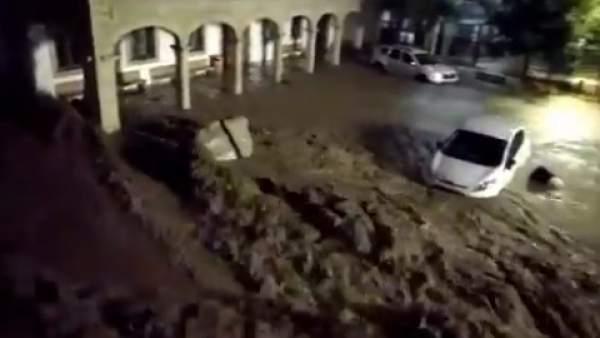 Varios muertos en Mallorca por una tromba de agua