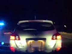 Sufren un accidente por ignorar los avisos del piloto automático de su Tesla