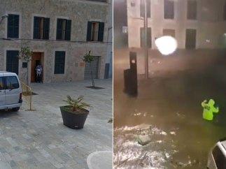 Antes y después en Sant Llorenç des Cardassar