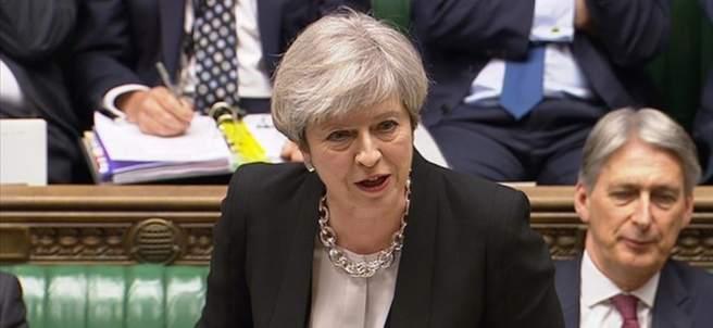 May podría contar con votos laboristas para el acuerdo del Brexit