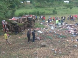 Accidente Kenia