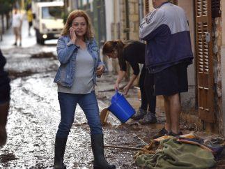 Limpieza tras el desastre