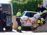 Cadáver calcinado en Vitoria