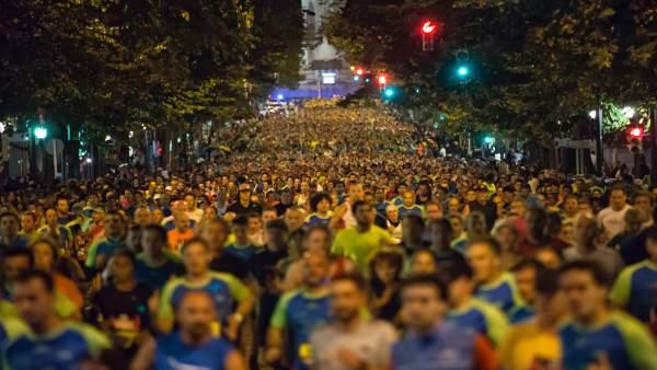 EDP Bilbao Night Marathon