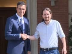 Los diez puntos del acuerdo de Presupuestos de PSOE y Podemos