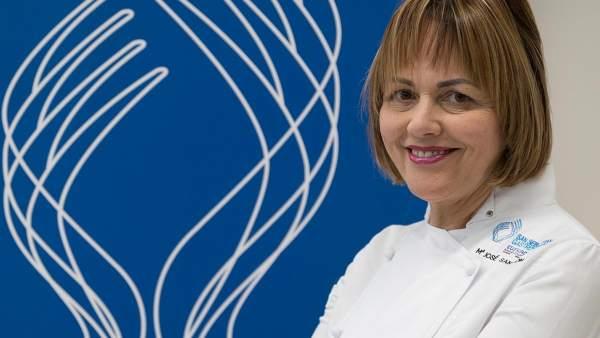 María José San Román