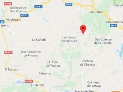 Hoyo de la Guija, Ávila