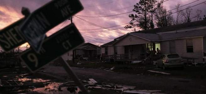 Huracán Michael en Florida