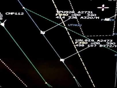 Objetos voladores no identificados en Chile