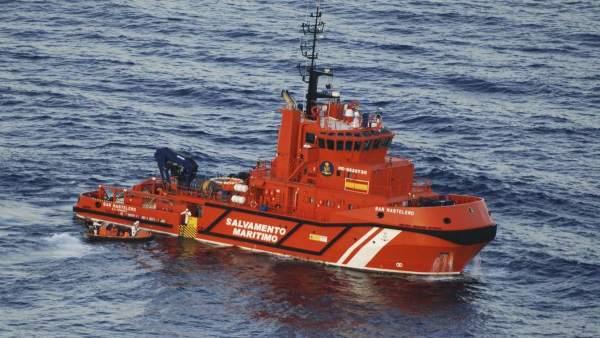 SAR Mastelero de Salvamento Marítimo