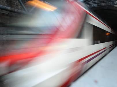Tren Cercanías de Madrid