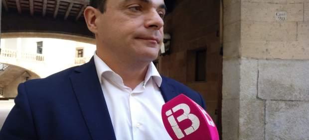 El presidente de la Unión Sindical de Controladores Aéreos (USCA), Pedro Gragera