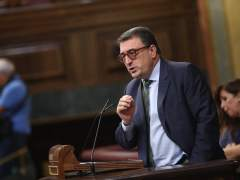 Aitor Esteban interviene en el Congreso