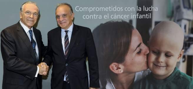 Lucha contra el cáncer infantil