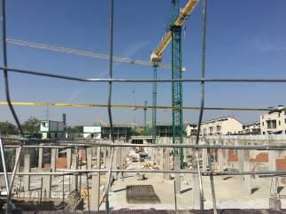 Fotos de recursos de edificios en construcción