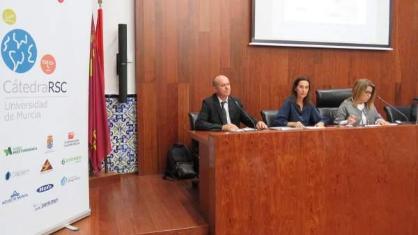 UMU presenta un estudio sobre el nivel de Responsabilidad Social Corporativa