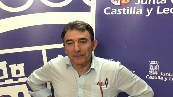 El presidente del Consejo Asesor de la Memoria, Ángel Hernández 11-10-18