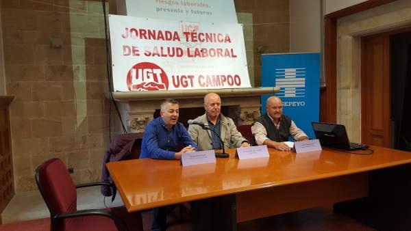 Jornada de UGT
