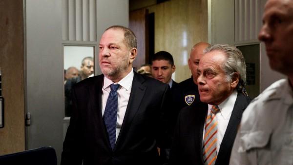 Harvey Weinstein sale del Tribunal Supremo