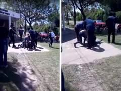 Dos madres discuten por Facebook y acaban a puñetazos en la puerta de la escuela infantil