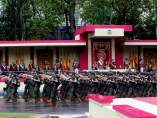 Desfile militar del 12 de Octubre, Día de la Fiesta Nacional