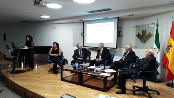 Inauguración del curso de la Academia Iberoamericana de La Rábida.