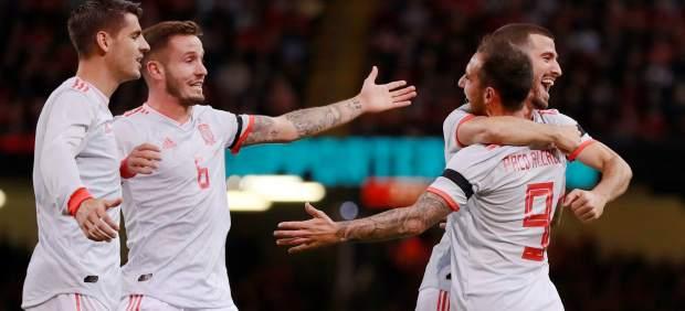 Gales-España