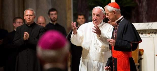 El papa Francisco acepta la renuncia del arzobispo de Washigton, Donald Wuerl.