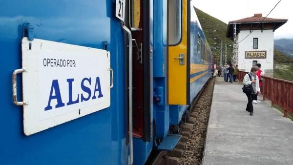 Tren de Alsa