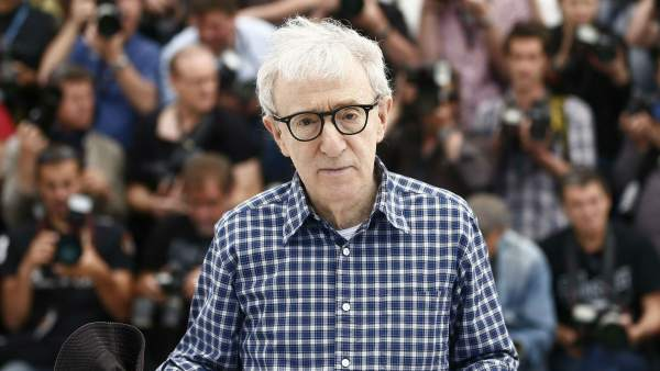 Woody Allen, en una foto de archivo.