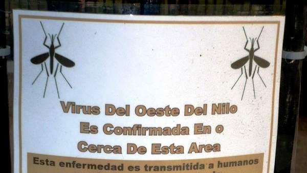 Virus del Nilo