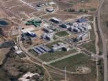 Imagen aérea del Parque Tecnológico Walqa.