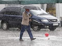 Dos borracas acecharán desde mañana la Península y provocarán un temporal de lluvia no visto desde 2008