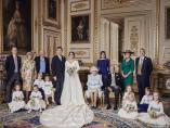 Imagen de la boda de la Princesa Eugenia de York