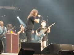 La versión de Foo Fighters del tema de Metallica 'Enter Sandman' junto a un niño de 10 años