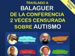 La Generalitat sancionará a una conferencia por promocionar un tratamiento ilegal del autismo