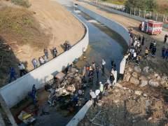 Mueren 22 inmigrantes en un accidente de tráfico en Turquía