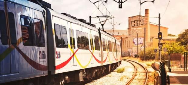 Los usuarios del metro de Palma aumentan un 41% en agosto