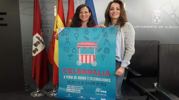 Presentación de Celebralia en Albacete