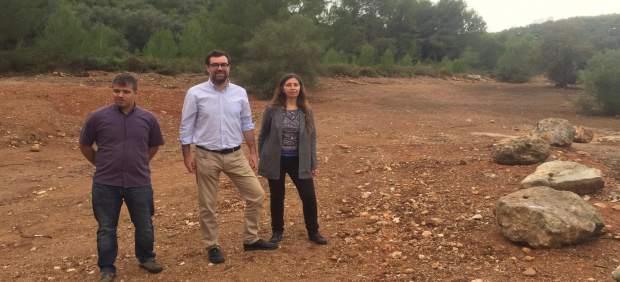 Emaya retira 436 toneladas de residuos del solar de sa Teulera