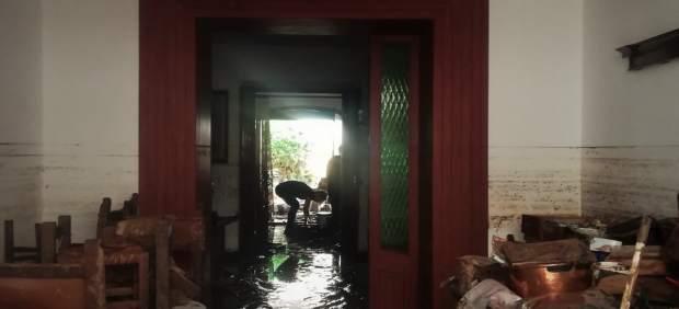 Psicólogos de Baleares trabajan en los centros educativos que reabren tras las inundaciones del ...