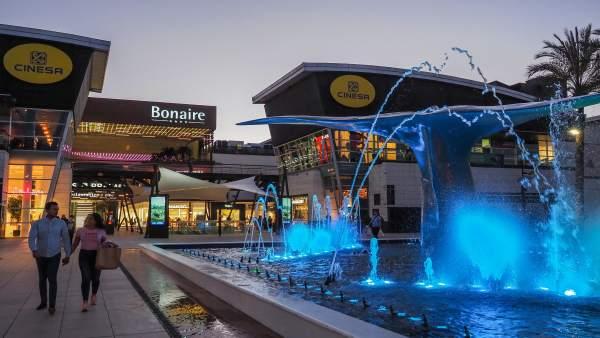 L'AECC concedeix a Bonaire el premi a la millor ampliació de centre comercial a Espanya per les seues terrasses