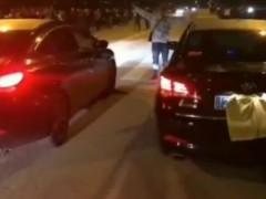 Investigados por delito vial los dos conductores de VTC 'pillados' en carreras ilegales