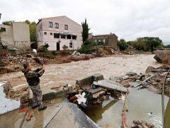 Inundaciones en Carcasona