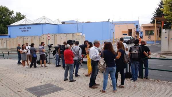 Comandancia de la Guardia Civil de Granada
