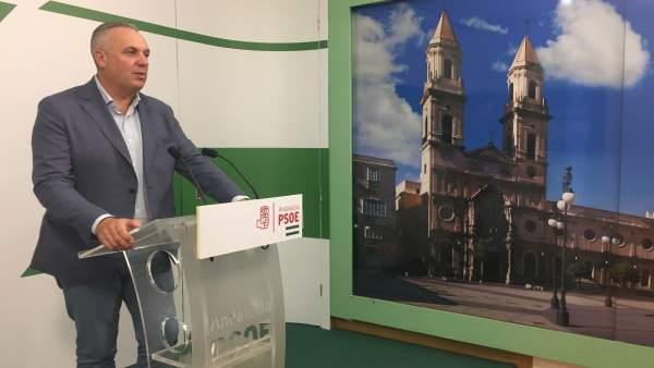 Juan Carlos Ruiz Boix, vicesecretario del PSOE en Cádiz