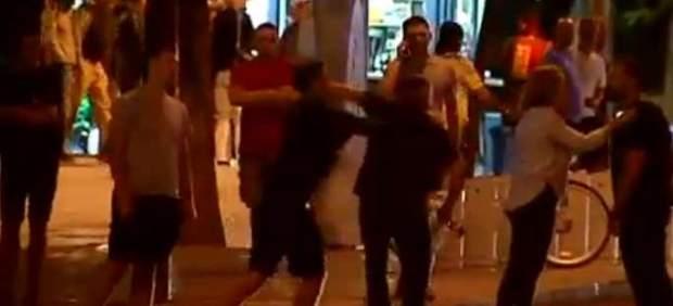 El España-Inglaterra, declarado partido de alto riesgo tras los incidentes con los 'hooligans'