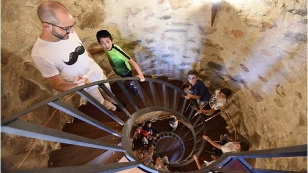 Jornadas de puertas abiertas en la Diputación de Cáceres